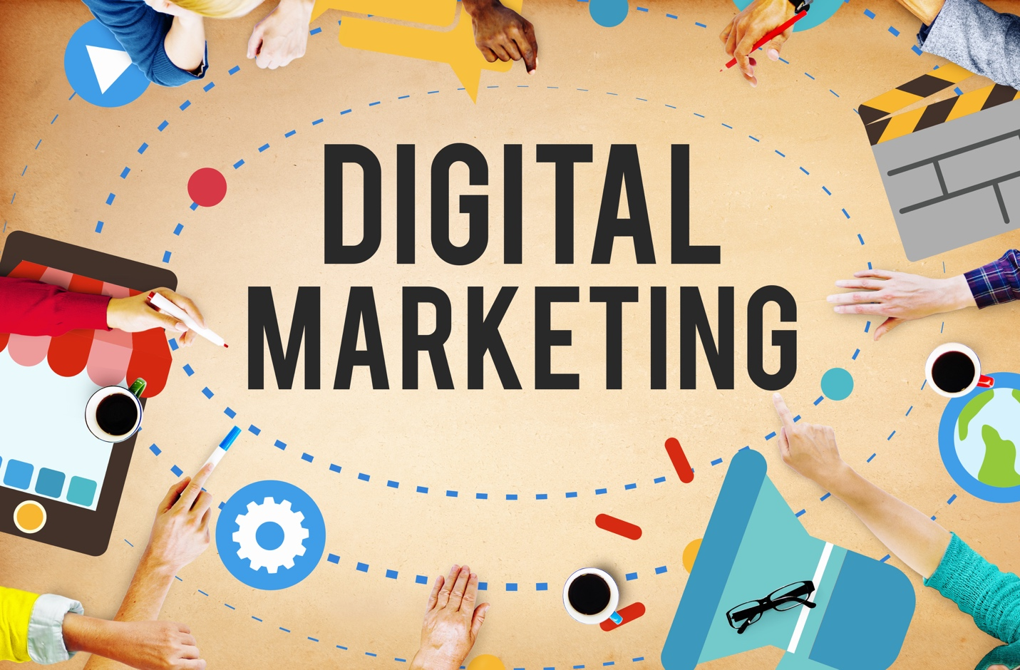 Ideas of Digital Marketing