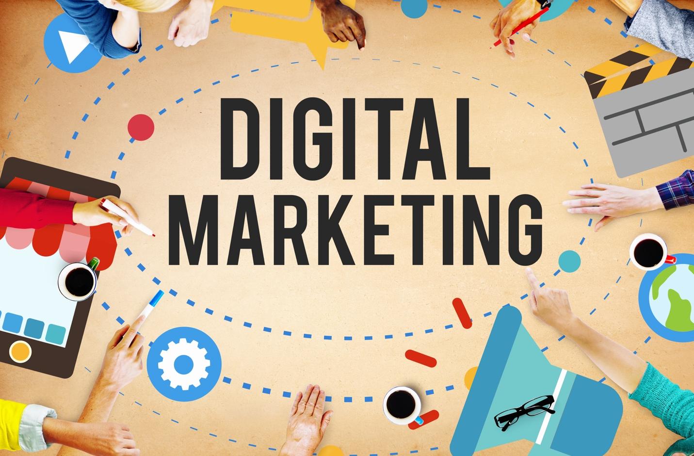 Ideas of Digital Marketing
