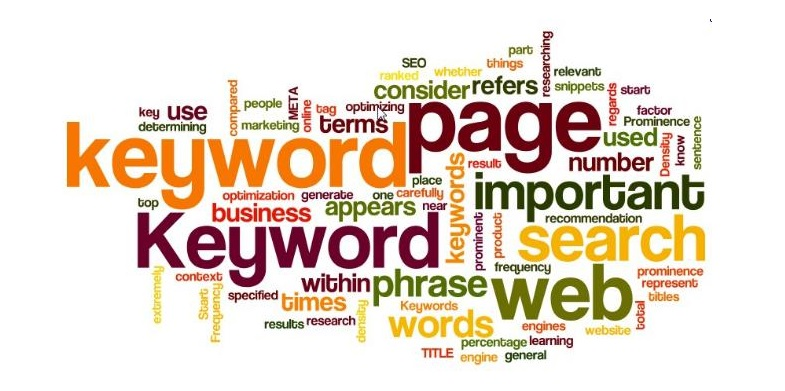 use of keywords
