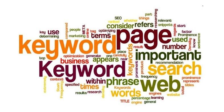 use of keywords