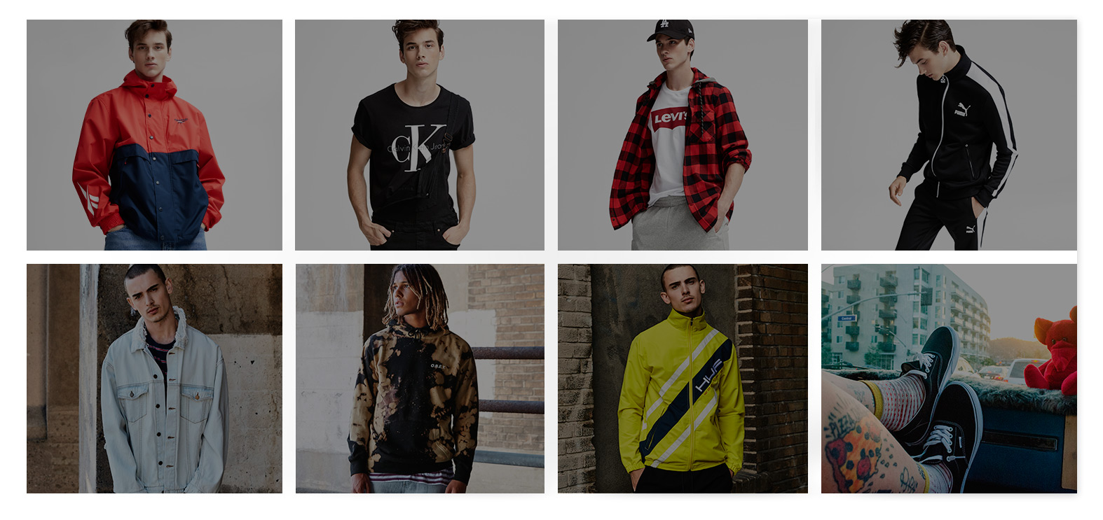 Clothing According to Body Type