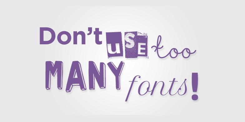 Font on your websites