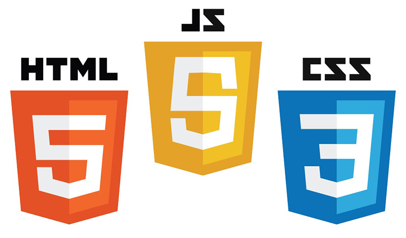 Front-end development languages