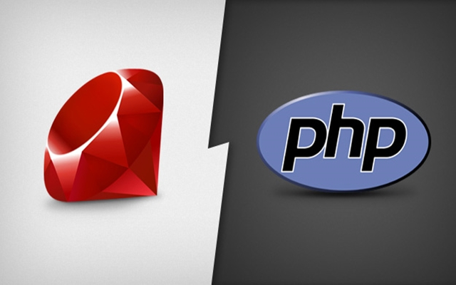 Ruby and PHP