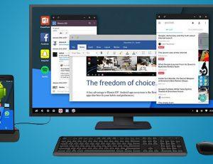 Link Smartphone To Your Desktop