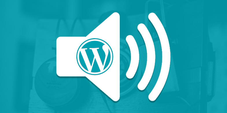 WordPress Audio Blog