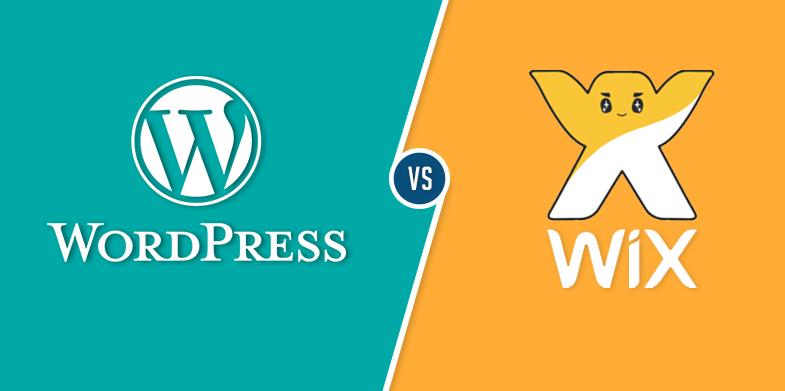 WordPress Versus Wix