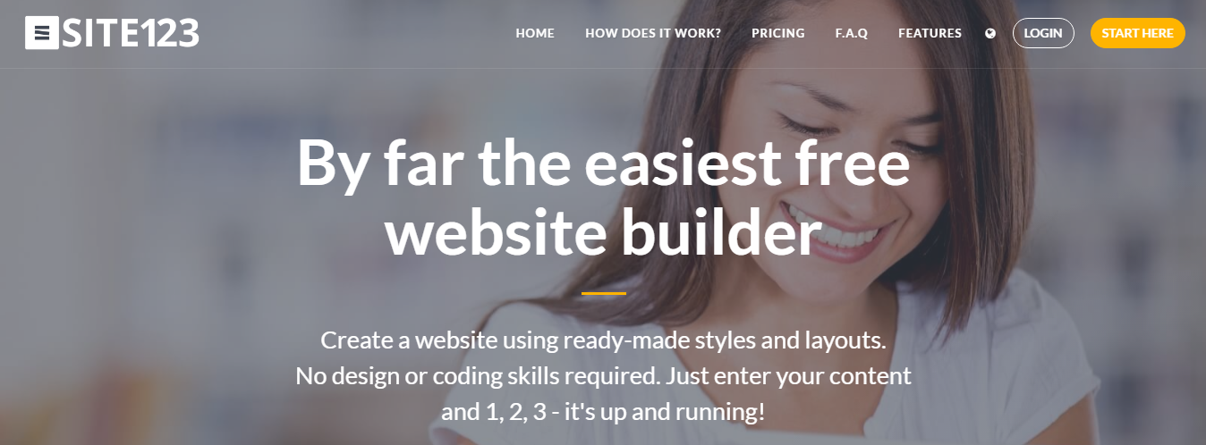 reliable website builder