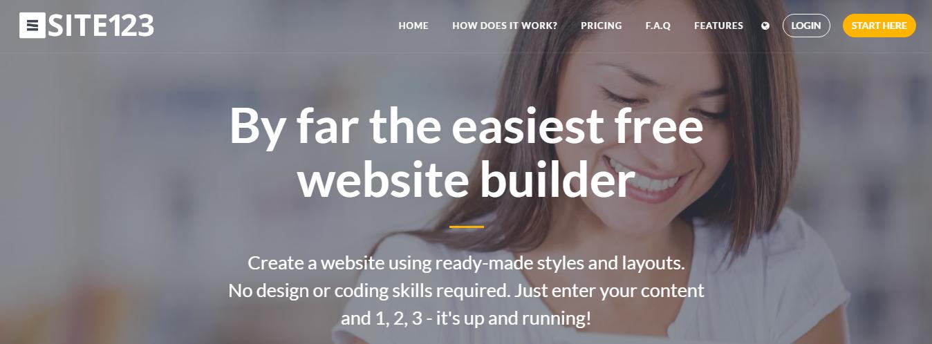 reliable website builder