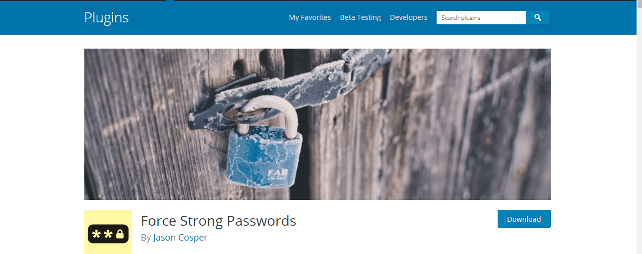 Adding User - Secure Your WordPress Website