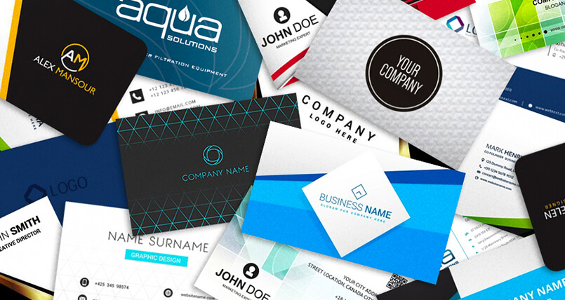 Top 4 strategies to make your business card designs shine colourmoves