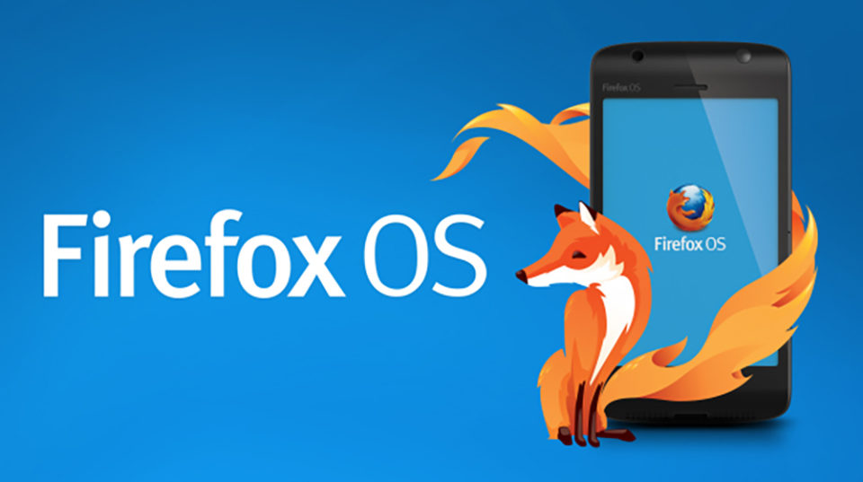 Sistema operacional Firefox