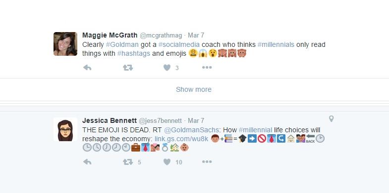 Incoprate Emojis