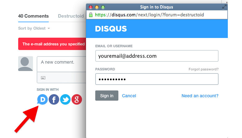Use of Email ID - Secure Your WordPress Website