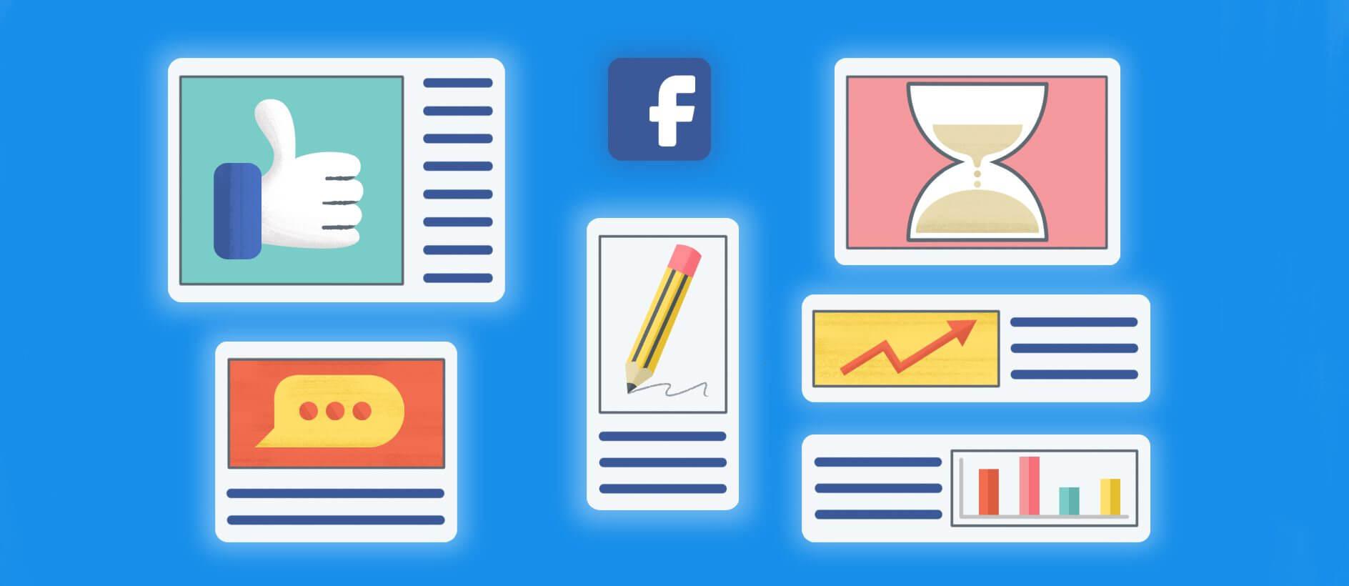 Activity on Facebook