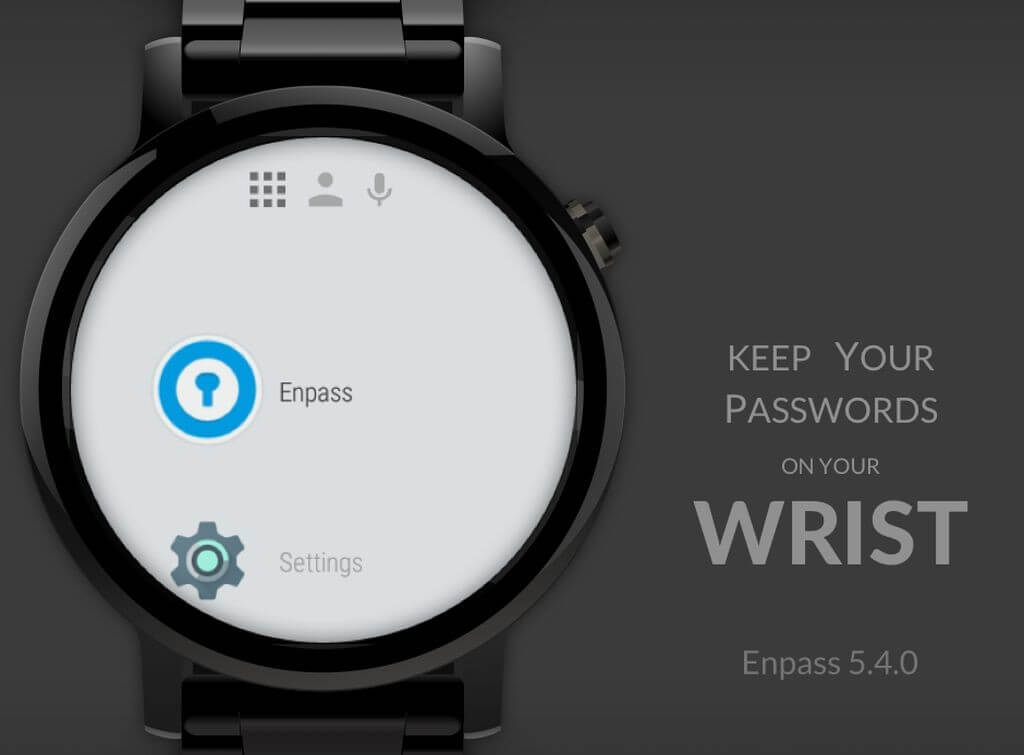 Lock System on Smart Watch