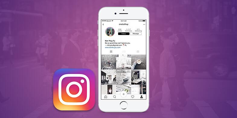 Market on Instagram
