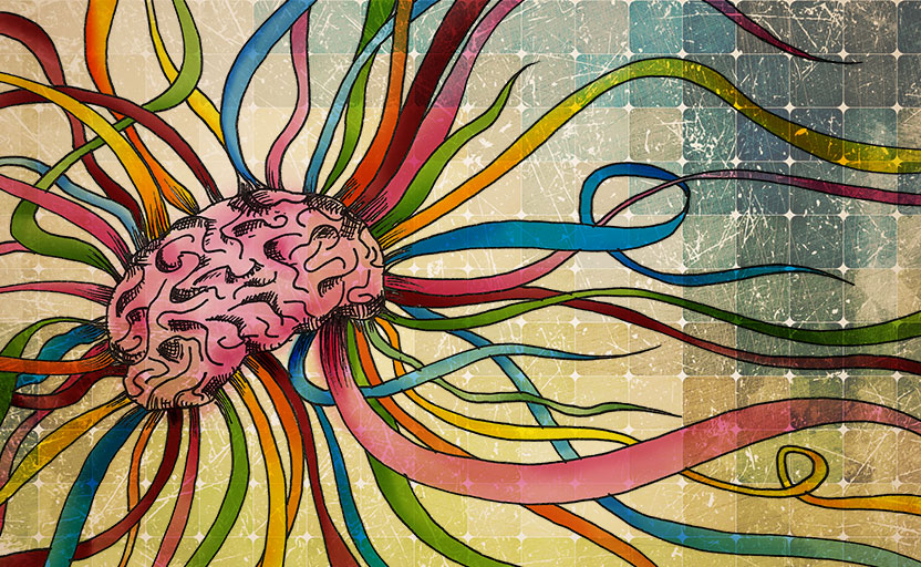 sensitive brain
