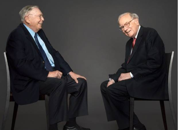 Ben Graham and Warren Buffett