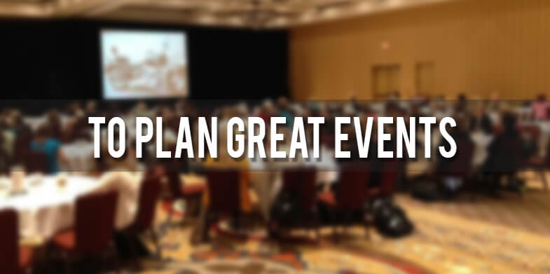 Best Planning for Great Events