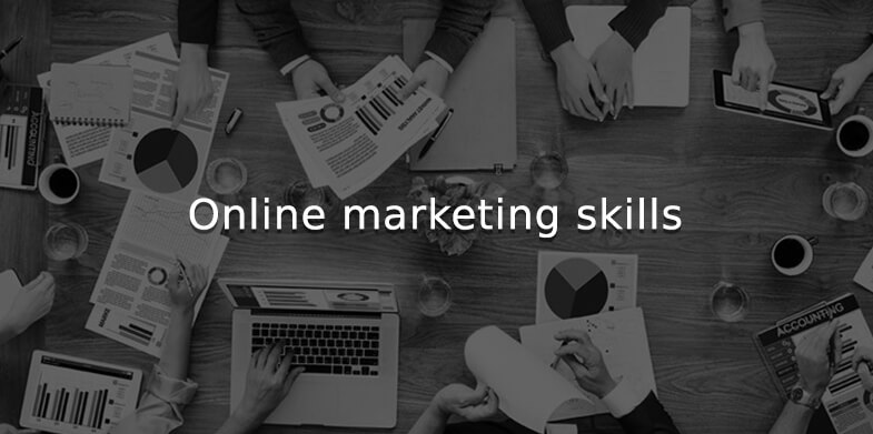 Best Online Marketing Skills