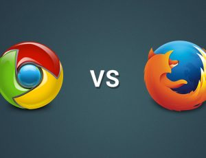 Chorme Vs Firefox