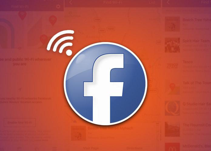 Express Facebook Wi Fi App