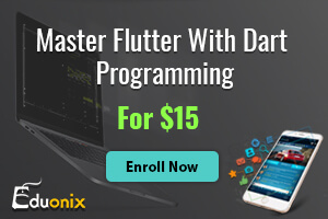 Master Flutter With Dart Programming