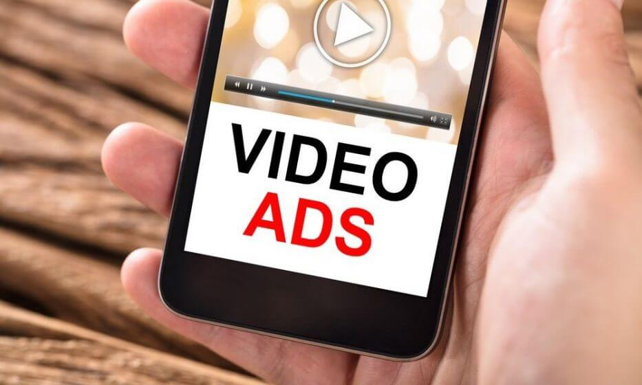 Out-stream Video Ads