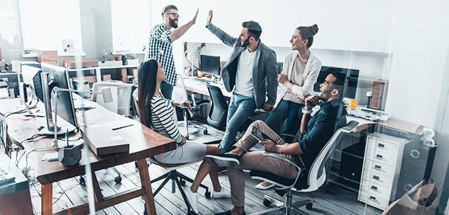 team abilities - great leaders