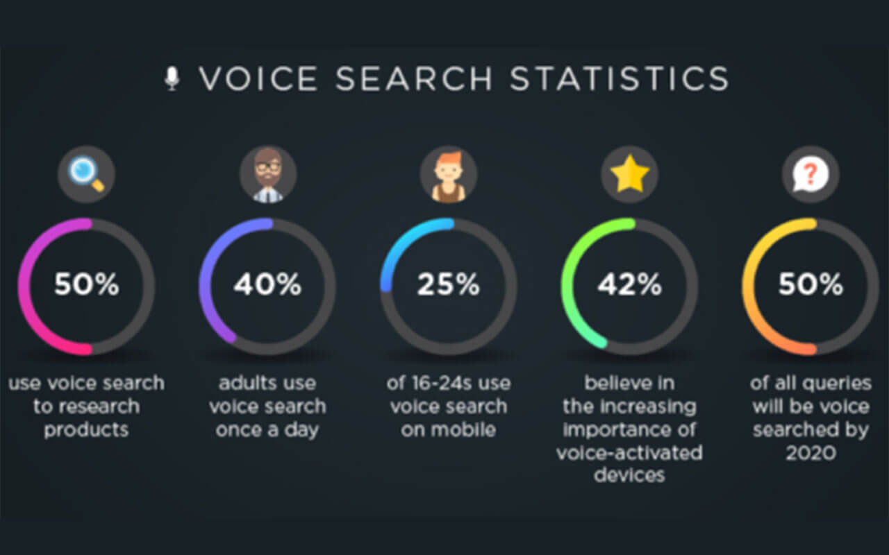 voice search statistics