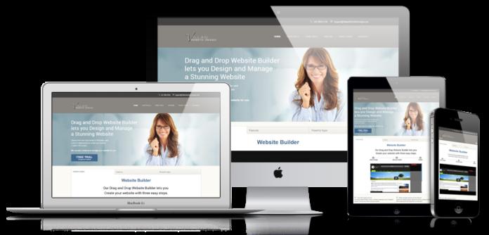 A Stunning Website