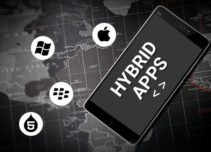 Mobile Hybrid Apps