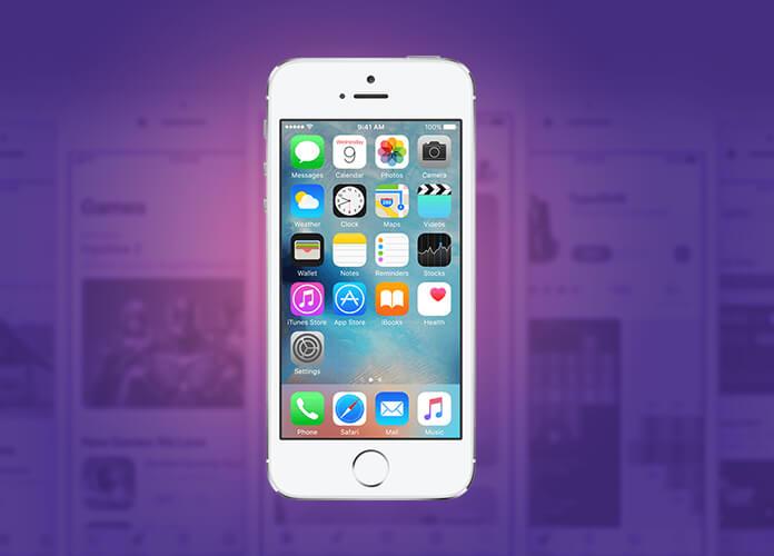 Unreleased iOS Application