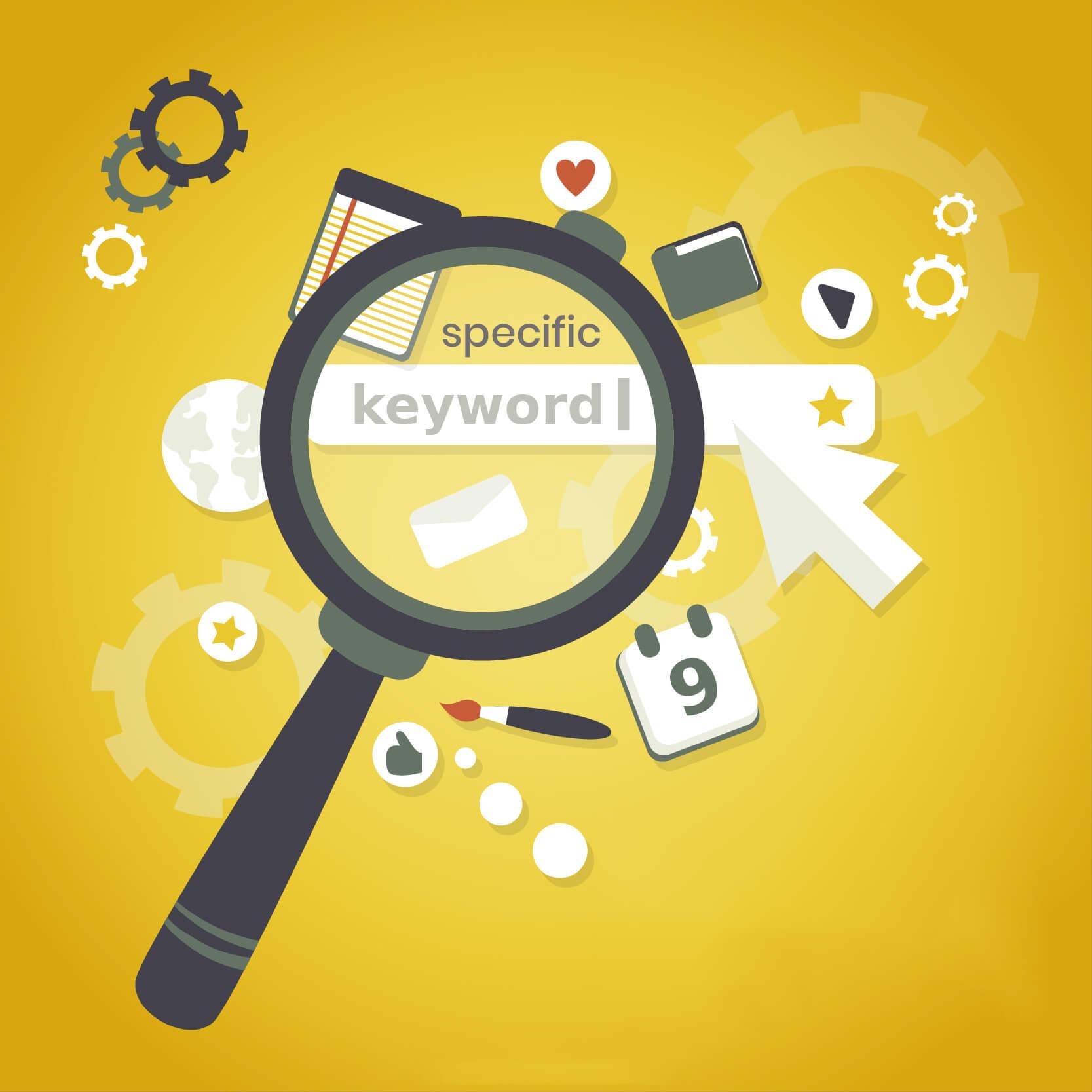 keyword bio