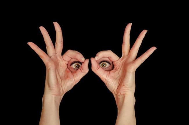 Searching Eyes