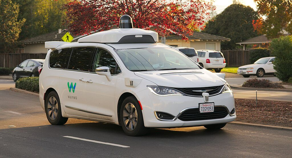 Waymo cars without drivers