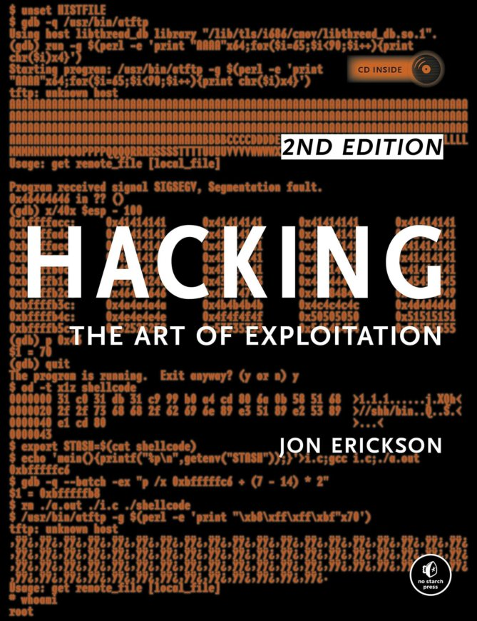 Hacking:The Art of Exploitation