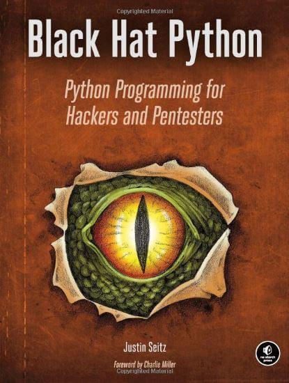 Black Hat Python- Justin Seitz