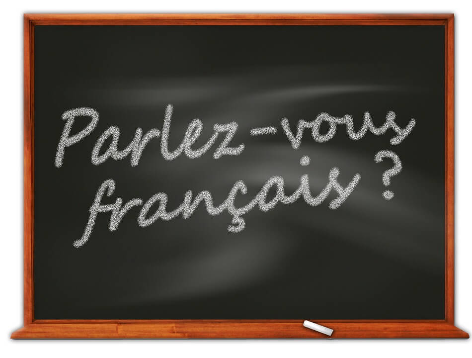 french translate language
