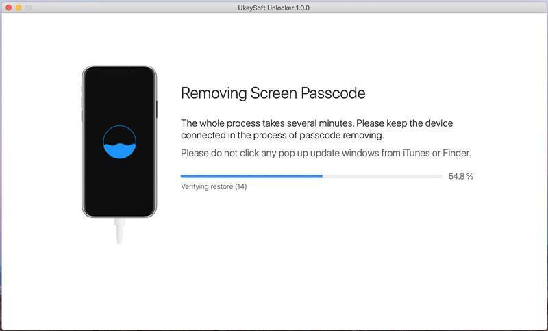 Removing screen passcode- image 6