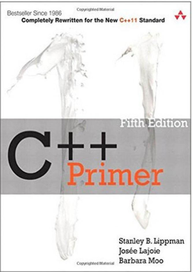 C++ primer...