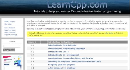 LearnCPP