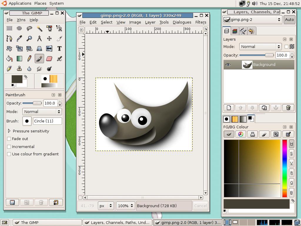 GIMP - 7