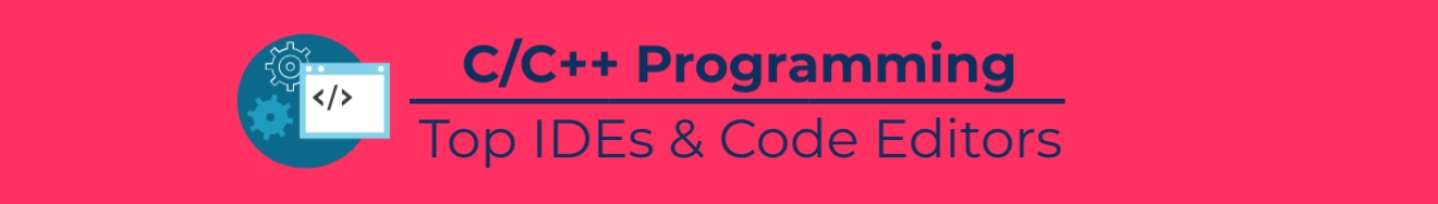 C/C++ IDEs & Editors, C++ IDE programming inforgraphics 5