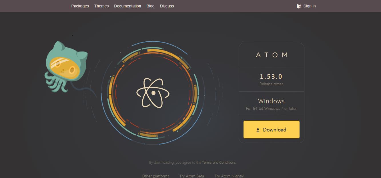 Atom c ide