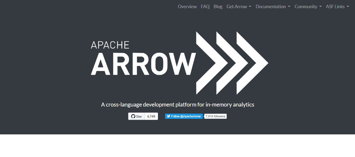 Apache Arrow