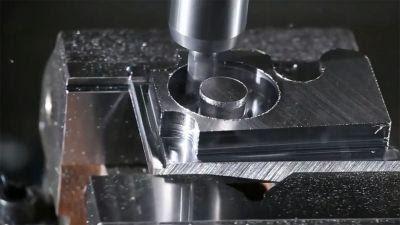 CNC Milling Services, machines