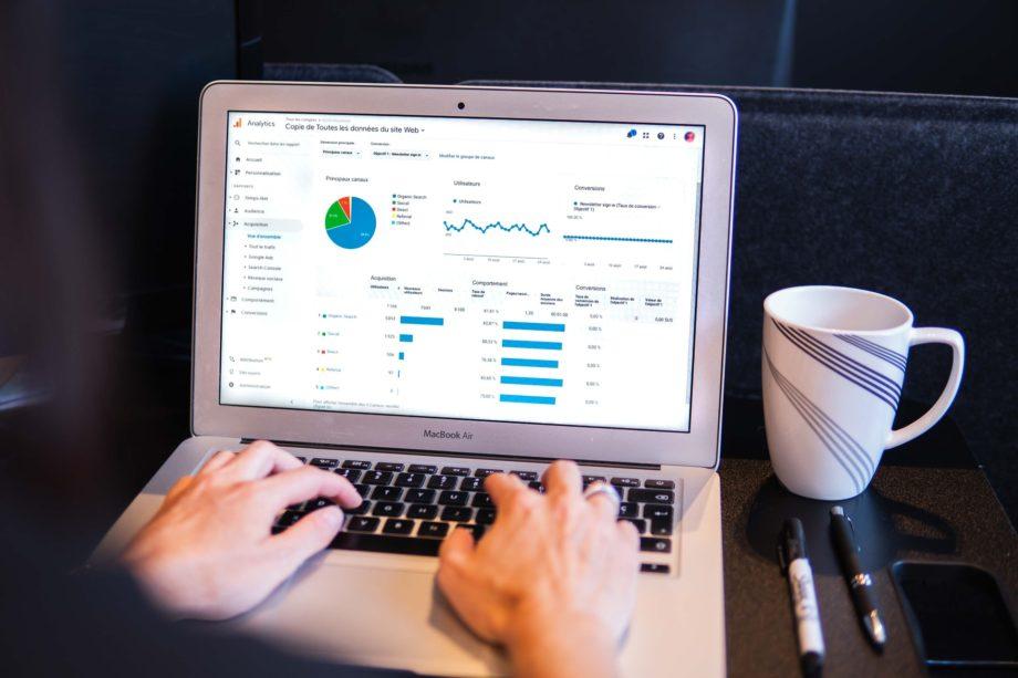 analytics, stats, chart
