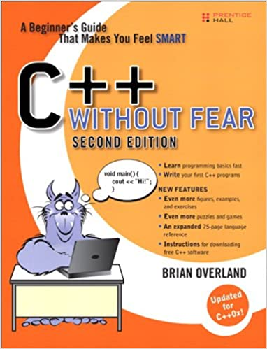 10. C++ Without Fear